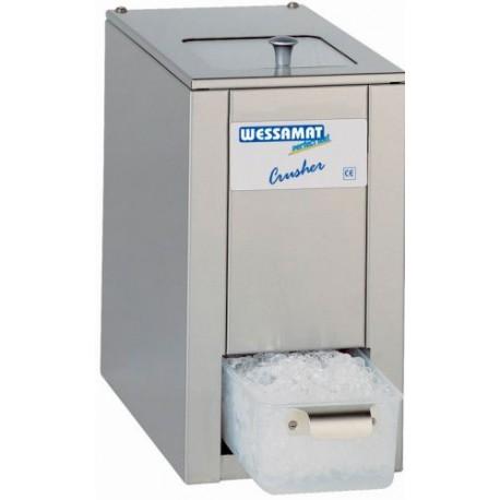 Elektryczna kruszarka do lodu WESSAMAT PROFI