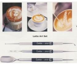 Latte Art zestaw