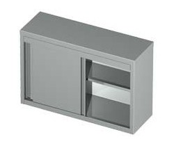 Szafka wisząca drzwi suwane 1000 x 400 x 600 mm