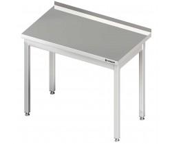 Stół roboczy z rantem 600 x 600 x 850 mm