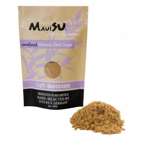 Cukier trzcinowy Light Muscovado MAUISU