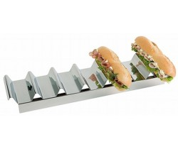 Stojak do kanapek, hot-dogów