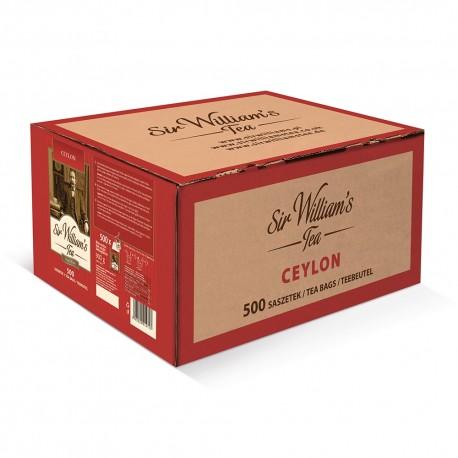 Herbata Sir William's Tea Ceylon