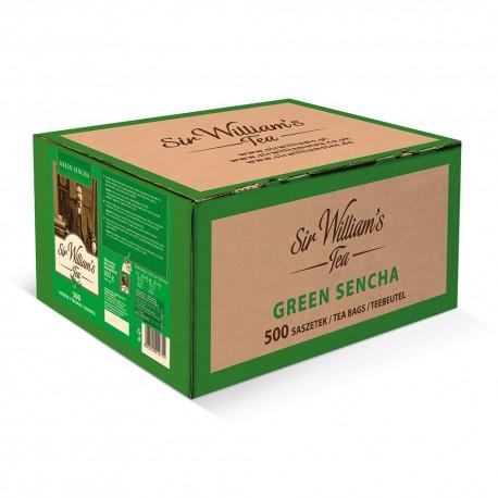 Herbata Sir William's Tea Green Sencha