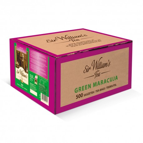 Herbata Sir William's Tea Green Maracuja