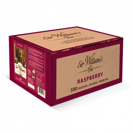 Herbata Sir William's Tea Raspberry