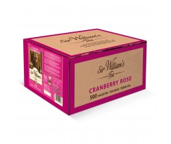 Herbata Sir William's Tea Cranberry Rose